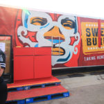 Sweeto Burrito Food Truck in Sturgis during 2017 Motorcycle Rally