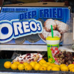 Deep fried Oreos at 2017 Sturgis Motorcycle Rally